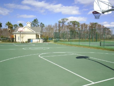 Basketball Court 9 of 11