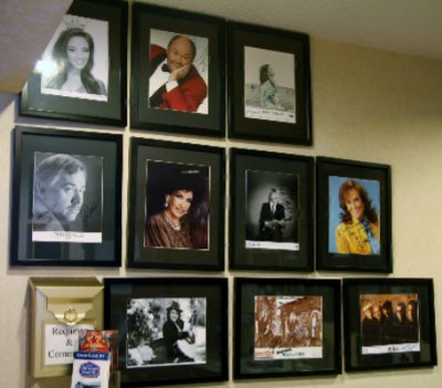 Celebrity Wall 20 of 27