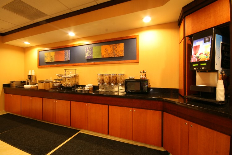 Complimentary Hot Breakfast Every Morning 6am-10am 3 of 11