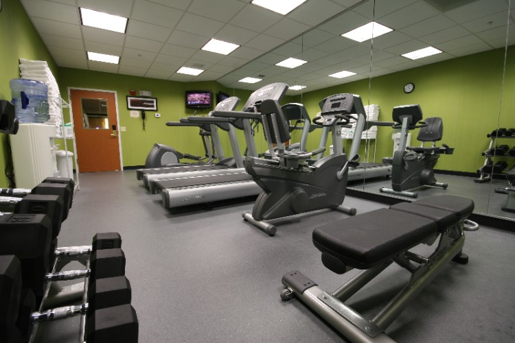 New Fitness Center 10 of 11