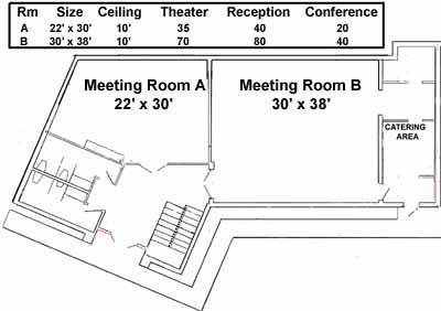 Meeting Room Layout And Sizes 11 of 11