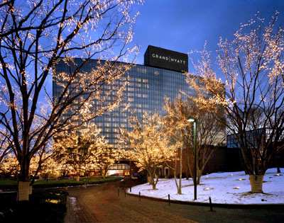 Grand Hyatt Seoul Logo 2 of 13