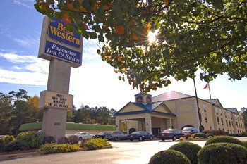 Best Western Executive Inn & Suites 1 of 10
