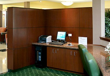 Our Business Center Features A Desktop Computer With Complimentary High-speed Internet Access And A Printer. Wireless Internet Is Available Throughout The Area And A Laptop Port Is Also There For Your Convenience. 3 of 10