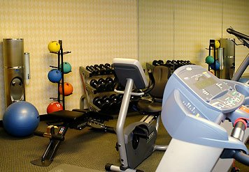 Stay In Shape On The Road In Our State-of-the-art Fitness Center. We Have A Broad Range Of Cardiovascular Equipment And Free Weights And Extended Hours So You Can Begin Your Morning Or End Your Day With An Exhilarating Workout. 5 of 10