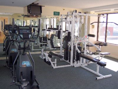 Enjoy The Park Inn Toledo Fitness Center 8 of 9