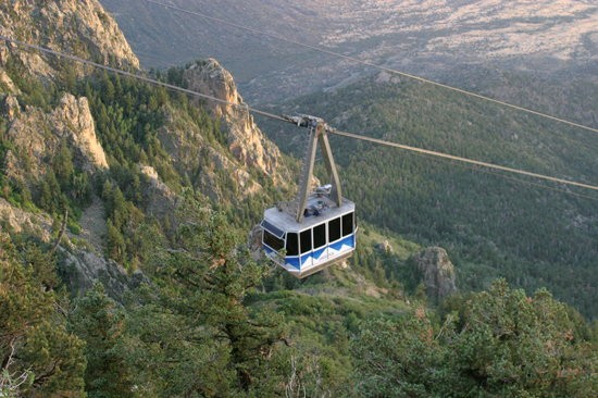 Sandia Peak The Tram 28 of 30