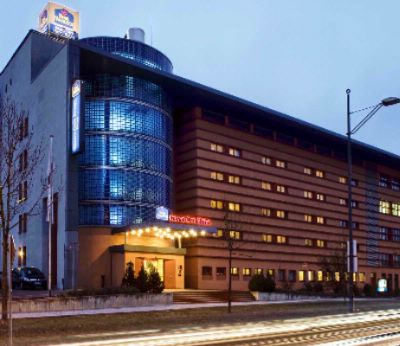 Best Western Grand City Hotel Halle 1 of 11