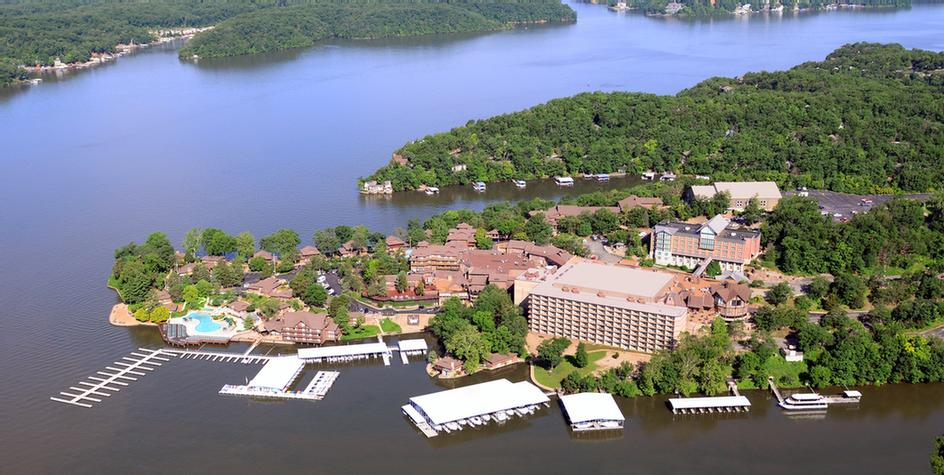 Tan-Tar-A: Nestled Along The Lake Of The Ozarks In A Lush Wooded Setting 2 of 11