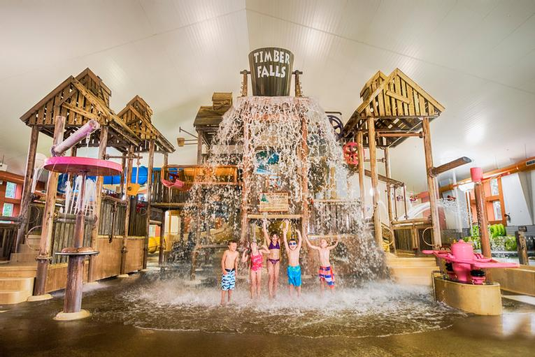 Timber Falls Indoor Waterpark -Fun For Everyone! 8 of 11