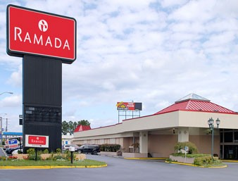 Ramada South Fredericksburg 1 of 10
