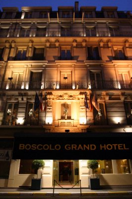 Grand Hotel a Boscolo First Class Hotel