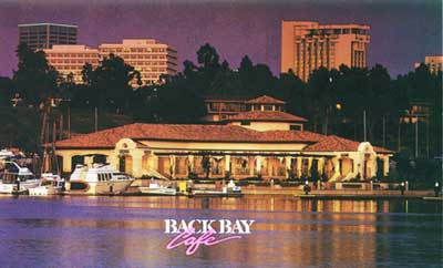 Waterfront Dining at the Back Bay Cafe 3 of 8