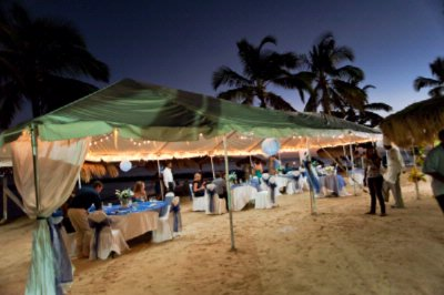 Wedding Beach Function 15 of 16
