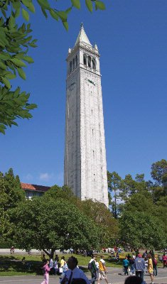 University of California Berkeley 1 of 6