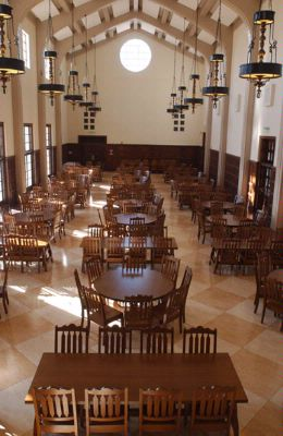 Clark Kerr Dining Hall 4 of 6