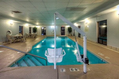 Unwind And Relax At Our Indoor Heated Pool! 8 of 8