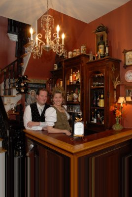 Lisa & Jonathan Krach Welcomes You To Our Vienna Inn & Restaurant Please Be Our Guest...put Our Service To The Test! 6 of 11
