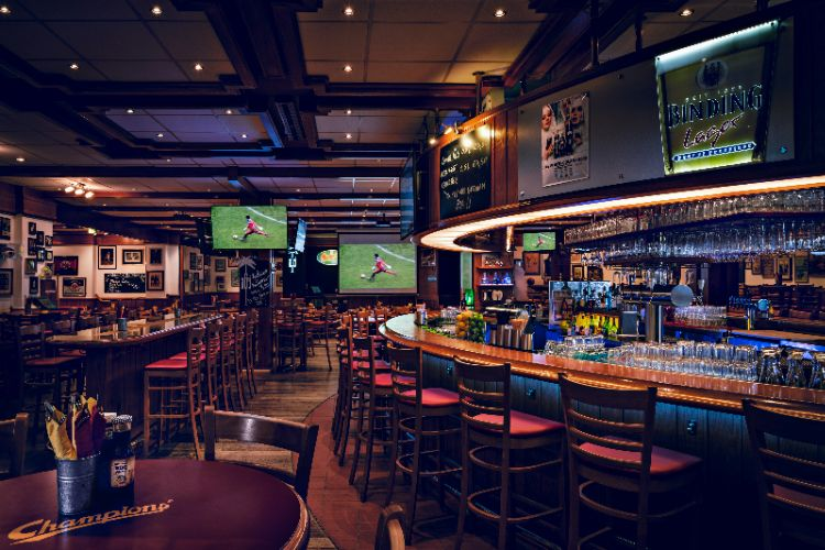 Champions Sports Bar 15 of 16