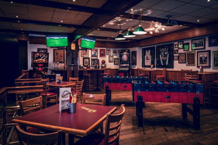 Champions Sports Bar 16 of 16