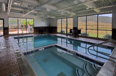 Indoor Pool & Hot Tub 12 of 17