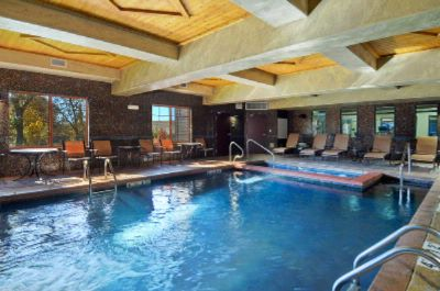 Indoor Pool Hot Tub And Water Slide 4 of 8