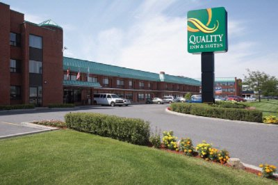 Image of Quality Inn & Suites P.e. Trudeau Montreal