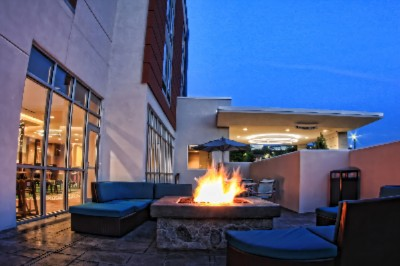 Outdoor Fire Pit With Mountain Views 4 of 7