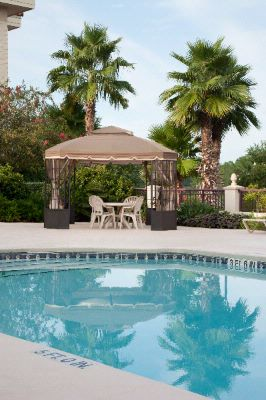 One Of Our Poolside Gazebo\'s 4 of 7