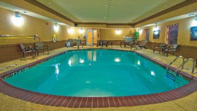 Indoor Heated Swimming Pool 7 of 16