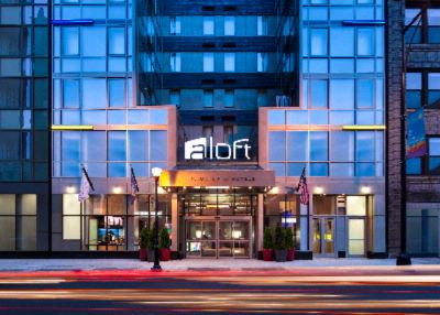 Aloft Brooklyn Hotel 216 Duffield St Ny 11201