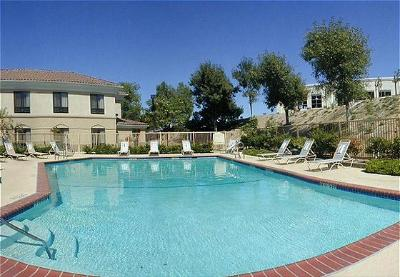 Take A Dip In The Outdoor Pool At Our Valencia Ca Hotel. 5 of 11