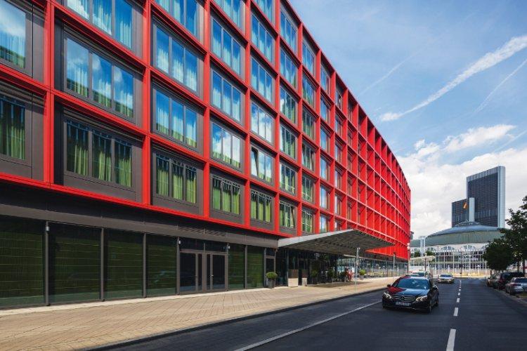 Moevenpick Hotel Frankfurt City Den Haager Stre 5 Hemmerichweg 60327