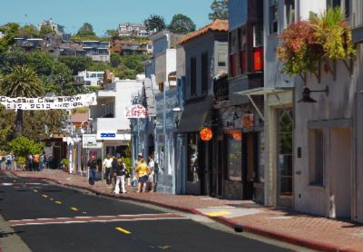 Downtown Tiburon Is Like A Movie Set With Charming Shops And Restaurants 7 of 11