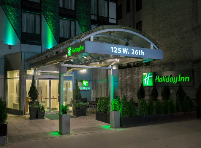 Holiday Inn Nyc Manhattan 6th Avenue Chelsea