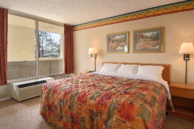 Howard Johnson View Of Double Room