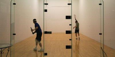 Sculpture\'s Racquetball Court (1 Of 2) (On-Site) 19 of 20