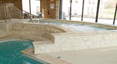 Relax And Unwind In The 15 Person Whirlpool 11 of 15