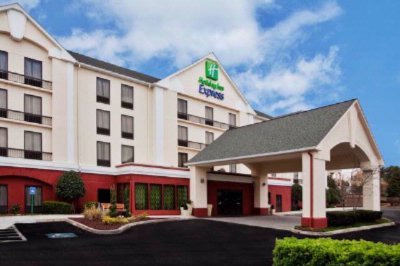 Holiday Inn Express Atl. West Theme Park Area 1 of 16