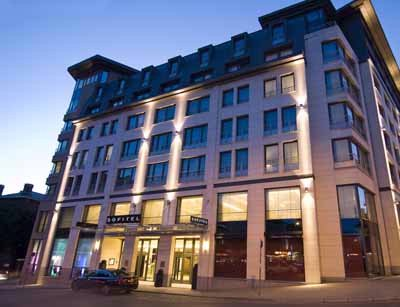 Sofitel Brussels Le Louise 1 of 22