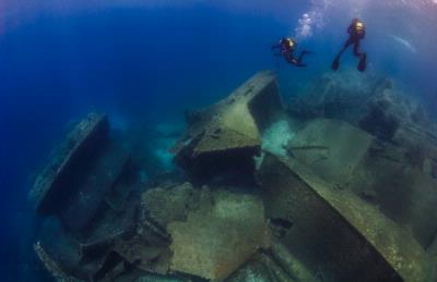 Wreck Diving In Andros 30 of 31