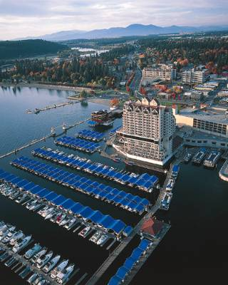 Image of The Coeur D'alene Resort