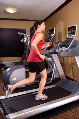 Ayres Inn Corona East Offers A Fitness Room 9 of 10