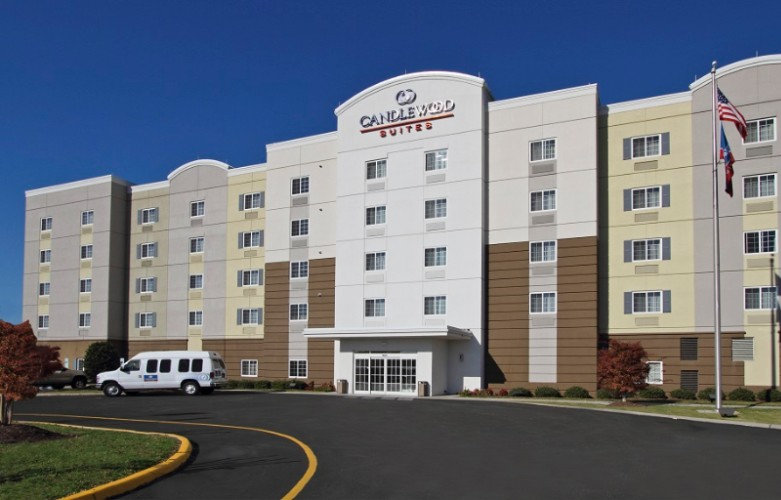 Candlewood Suites Norfolk Airport 1 of 11