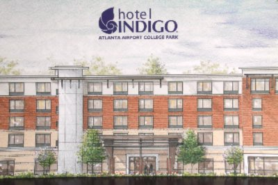 Image of Hotel Indigo Atlanta Airport