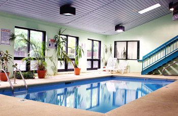 Heated Indoor Swimming Pool & Fitness Center 4 of 9