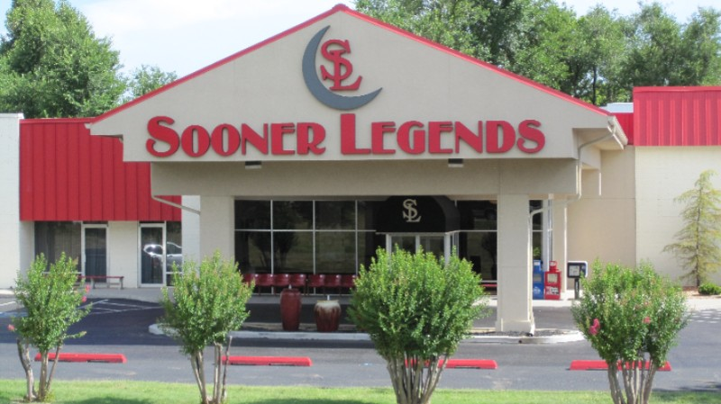 Image of Sooner Legends Inn & Suites
