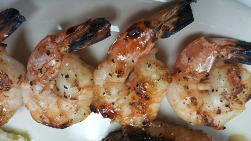 Teriyaki Shrimp 23 of 31