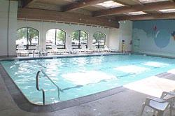 Indoor Pool And Fitness Center Located In Lodge 4 of 12