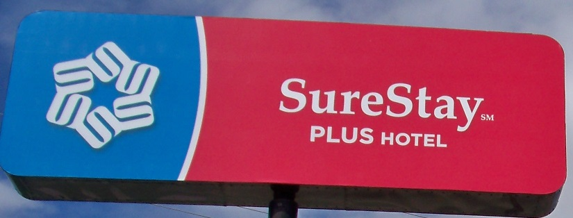 Surestay Plus Sign 11 of 11